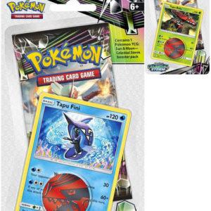ADC HRA Karty doplňkové Pokémon SM7 Celestial Storm Checklane Blister 10 karet