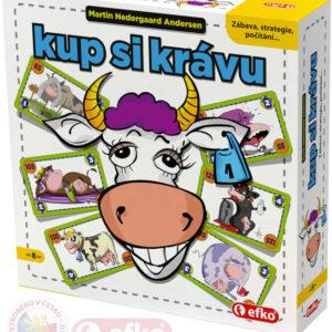 EFKO Hra Kup si krávu! *SPOLEČENSKÉ HRY*
