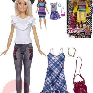 MATTEL BRB Panenka Barbie retro modelka set s oblečky různé druhy