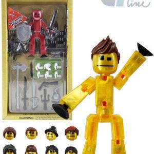 EP line Stikbot akční figurka plastová tematický set s doplňky 3 druhy