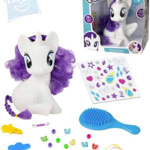 HASBRO MLP My Little Pony Stylingový jednorožec Rarity set s doplňky