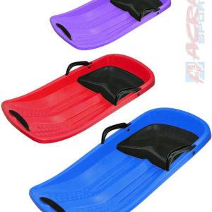 ACRA Boby pro děti CHAMPION Extreme se sedátkem a brzdami 3 barvy plast