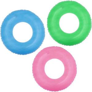 BESTWAY Kruh 51cm transparentní 3barvy 36022