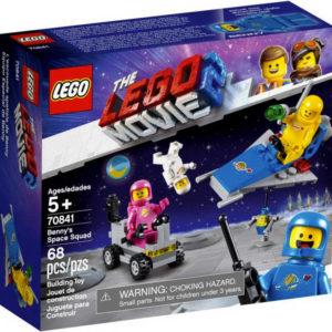 LEGO MOVIE PŘÍBĚH 2: Bennyho vesmírná skupina 70841 STAVEBNICE