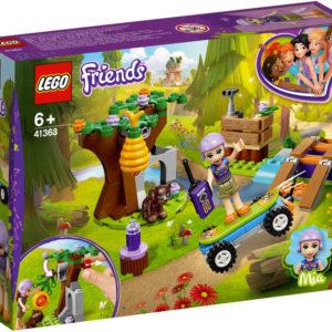 LEGO FRIENDS Mia a dobrodružství v lese 41363 STAVEBNICE