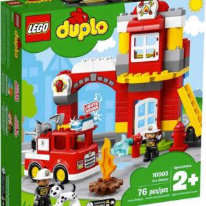 LEGO DUPLO Hasičská stanice 10903 STAVEBNICE