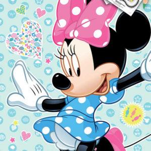 JIRI MODELS Omalovánky A4 Minnie Mouse