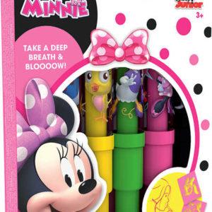 JIRI MODELS Fixy foukací Minnie Mouse set 6ks v krabičce