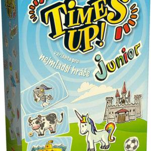 MINDOK HRA Times UP! Junior SPOLEČENSKÉ HRY