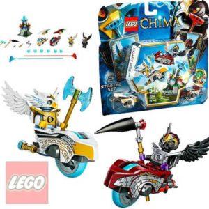 LEGO CHIMA Boj v oblacích 70114