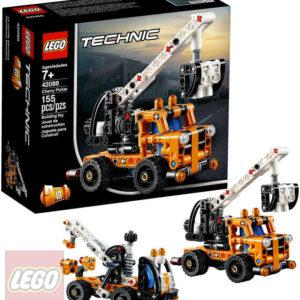 LEGO TECHNIC Pracovní plošina 2v1 42088 STAVEBNICE
