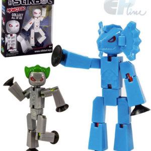 EP Line Stikbot Monsters akční figurka v krabičce plast 8 druhů