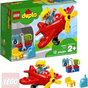 LEGO DUPLO Letadélko 10908 STAVEBNICE