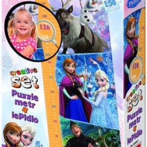 WD Frozen Metr LEDOVÉ KRÁLOVSTVÍ 150 dílků puzzle