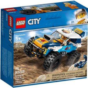 LEGO CITY Pouštní závoďák 60218 STAVEBNICE