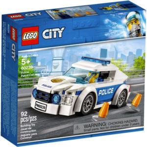 LEGO CITY Auto policejní 60239 STAVEBNICE