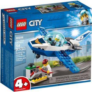 LEGO CITY Hlídka Letecké policie 60206 STAVEBNICE