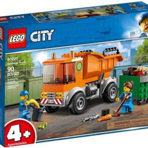 LEGO CITY Auto popelářské 60220 STAVEBNICE