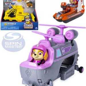 SPIN MASTER Paw Patrol vozidlo základní set s figurkou Tlapková patrola 6 druhů