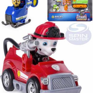 SPIN MASTER Paw Patrol set vozidlo + figurka Tlapková patrola 6 druhů