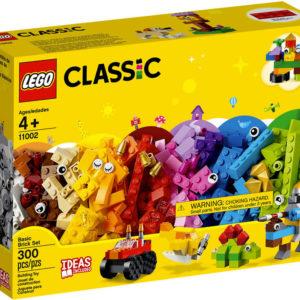 LEGO CLASSIC Základní sada kostek 11002 STAVEBNICE