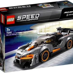 LEGO SPEED CHAMPIONS McLaren Senna 75892 STAVEBNICE