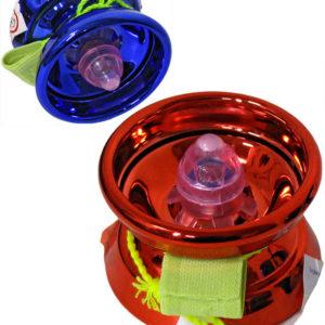 Jo-Jo kovové 5,5cm jojo 3 barvy