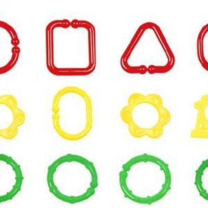 PROFIBABY Řetěz plastový MAXI 16 ks