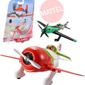 MATTEL PLANES letadla kovová 1:55 model letadel