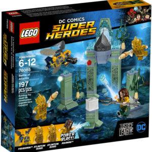 LEGO SUPER HEROES Bitva o Atlantidu 76085 STAVEBNICE