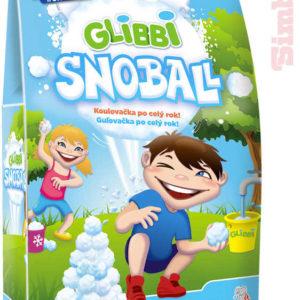 SIMBA Glibbi SnoBall sněhové koule v prášku výroba sněhu v sáčku