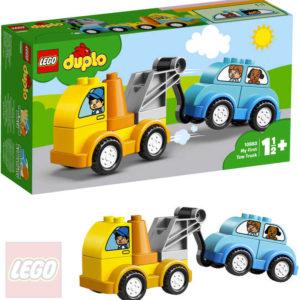 LEGO DUPLO Můj první odtahový vůz 10883 STAVEBNICE