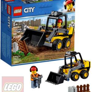 LEGO CITY Stavební nakladač 60219 STAVEBNICE