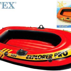 INTEX Člun nafukovací Explorer Pro 100 na vodu 160x94x29cm 58355