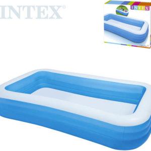 INTEX Bazén nafukovací rodinný 305x183x56cm obdelníkový 58484