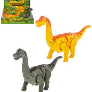Brontosaurus 23cm chodí SV/ZV