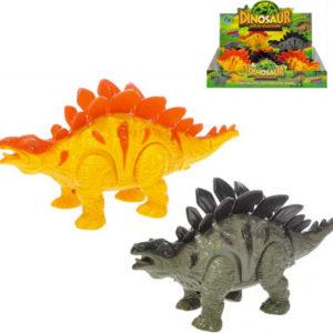 Stegosaurus 21cm chodí SV/ZV