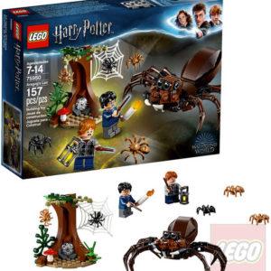 LEGO HARRY POTTER Aragogovo doupě 75950 STAVEBNICE