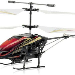 RC Vrtulník s kamerou 23cm gyroskop USB na vysílačku na baterie Světlo 2 barvy